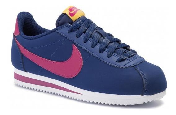 Zapatillas Nike Classic Cortez Leather Damas 807471-406