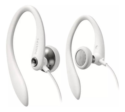Auriculares In Ear Linea Action Fit Philips Shs3305wt/10