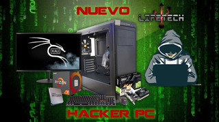 Computador Hacker Pc Lifetech