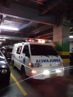 Ambulancia En Alquiler