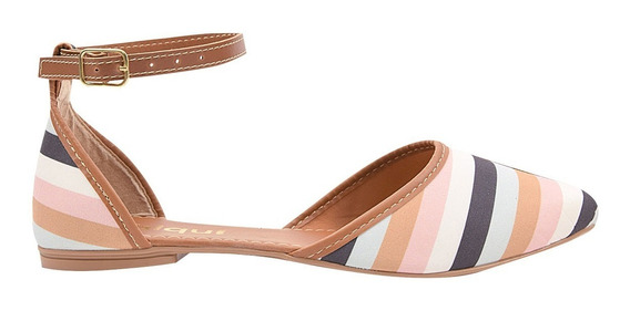 Sapatilha Sapato Feminina Chiquiteira Chiqui/5397