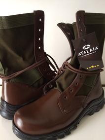 Coturno Atalaia Fuzileiro Naval - Boot, Selva, Troler, Bravo