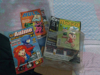 Revista Anime Comix