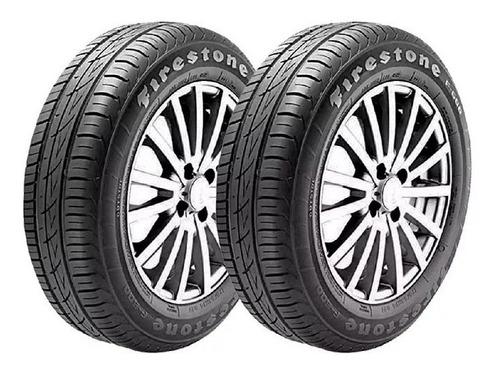 Kit X2 Neumáticos 185/65r14 86t Firestone F600 + 2 Balanceos
