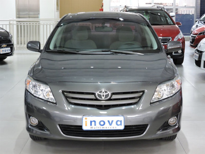 Toyota Corolla 1.8 Xli 16v Flex 4p Manual