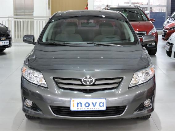 Toyota Corolla 1.8 Xli 16v Flex 4p Manual