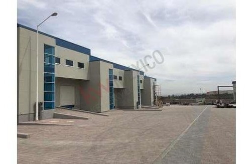 Bodega En Renta, 622m2, Industrial, Almacenaje O Distribución, Dentro De Parque Industrial.