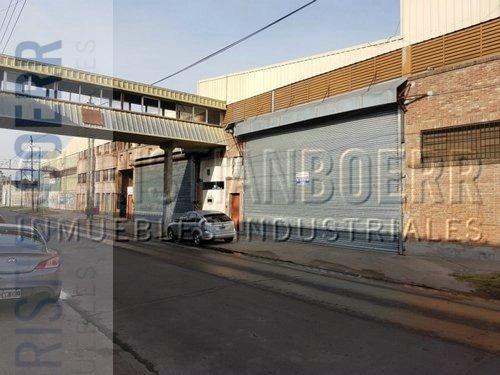 Inm Industrial / Deposito 11.000m Cub, Docks, Red C/incendio