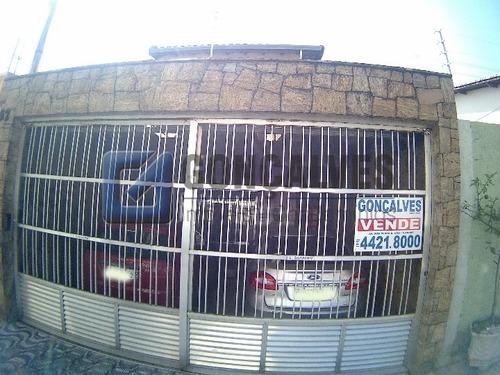 Venda Sobrado Sao Bernardo Do Campo Rudge Ramos Ref: 139608 - 1033-1-139608