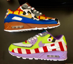 Nike Air Max 90 Toy Story Custom N42