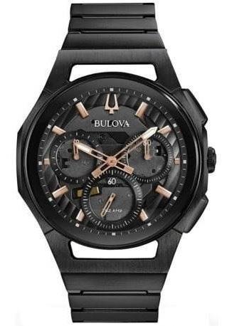Relógio Masculino Bulova Curv 98a207
