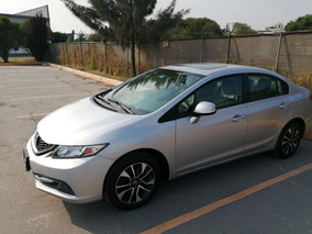 Honda Civic 2.0 Ex-l Sedan . At 2013