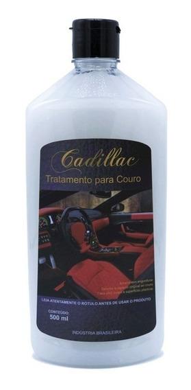 Hidratante De Couro Tratamento Limpeza E Proteção Cadillac
