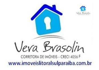 Terreno, 382 M² Por R$ 20.000 - Loteamento Barra Do Estoril - Pitimbú/pb - Te0730