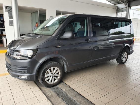 Volkswagen Transporter 2019 Pasajeros 8 Asientos At S3757