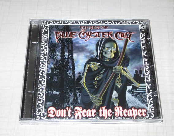 Cd Blue Oyster Cult - Don T Fear The Reaper Frete Gratis