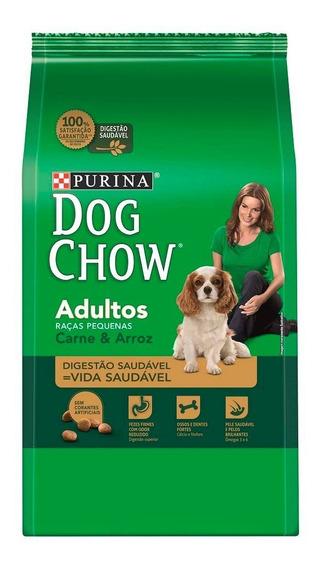 Ração Dog Chow Para Cães De Raças Pequenas 15kg