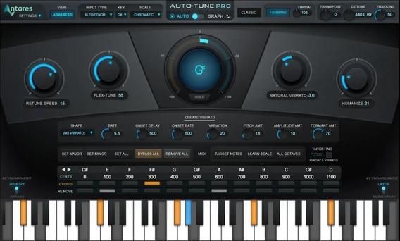 Antares Auto Tune Pro 9.1 Completo - Envio Imediato