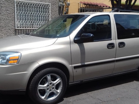 Chevrolet Uplander A Regular Aa Consola Y Rines At