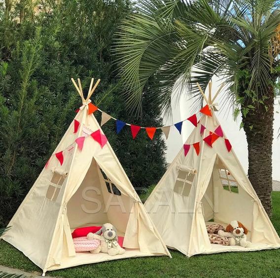 Cabana Barraca Tenda Infantil Festa Do Pijama Decoracão