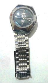 Relógio De Pulso Masculino Orient Automatico 21 Rubis