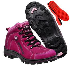 Coturno Bota Caterpillar Adventure Feminino Original 2019