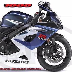 Adesivo Srad 1000 2007 Azul E Branca Mat Importado Oracal