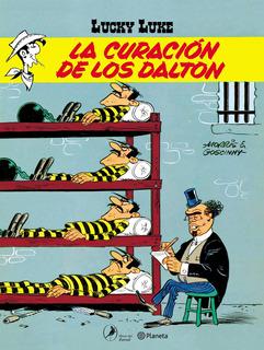 Lucky Luke 3 - La Curacion De Los Dalton - Goscinny / Morris