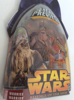 Wookiee Warrior - Star Wars Revenge Of The Sith Preview