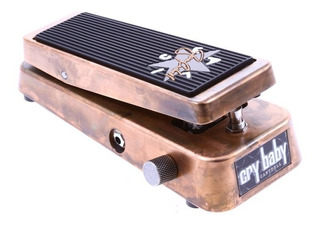 Pedal Jerry Cantrell Signature Cry Baby Wah Wah - Jim Cuotas