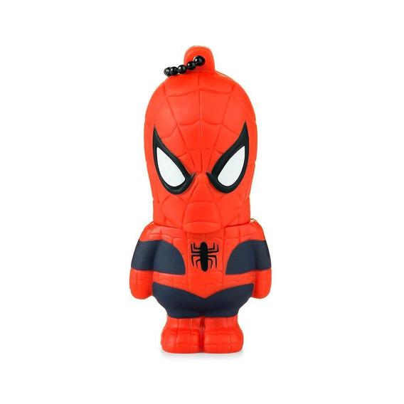 Pendrive Marvel Homem Aranha 8gb Multilaser- Pd084