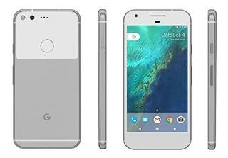 Google Pixel Tela 5 Branco 32gb - Estado De Novo!