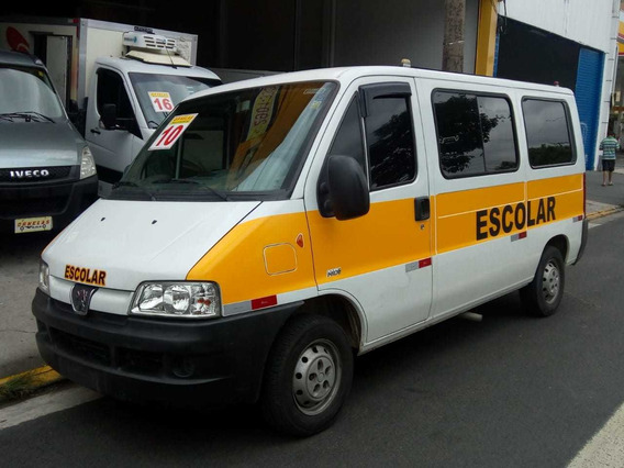 Peugeot Boxer Minibus 2.3 Hdi 330m Médio 15l 5p 2010