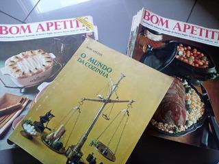 Lote Com 87 Revistas Bom Apetite - Leia