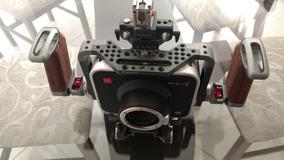 Blackmagic 4k Bmcc - Somente A Camera
