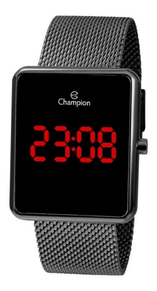 Relógio Champion Digital Original Ch40080c Feminino