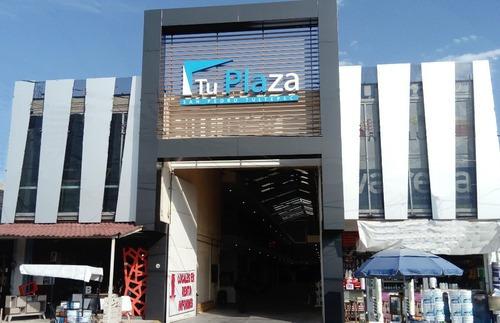 Renta De Locales Comerciales En Plaza Nueva En San Pedro Tultepec