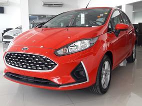 Ford Fiesta Kinetic S Plus 2018 0 Km 4