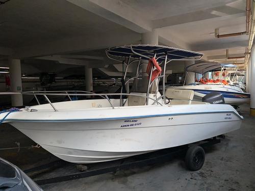 Lancha Aquanauti 21 Lv655