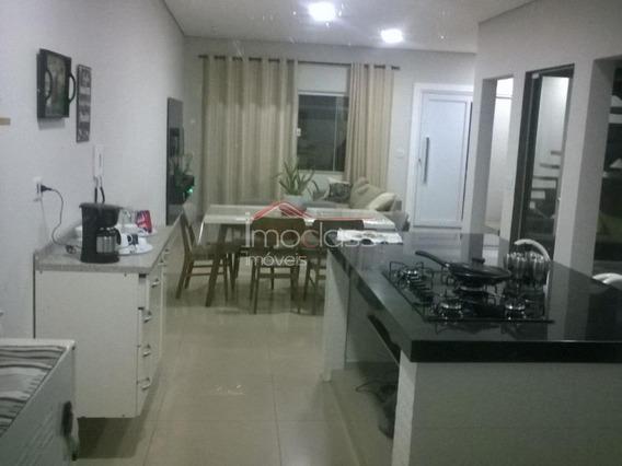Casa Residencial À Venda, Jardim Boer Ii, Americana - Ca0744. - Ca0744