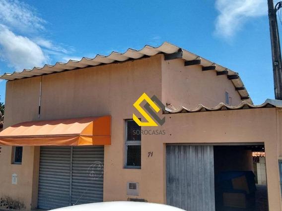 Casa Com 3 Dormitórios À Venda, 300 M² Por R$ 850.000 - Green Valley - Votorantim/sp - Ca1539