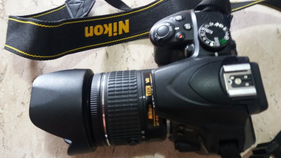 Equipamento Fotográfico Nikon D3400