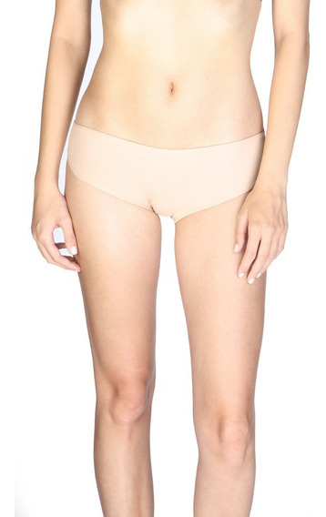 Bikini Liso 2657 Marel Elástico Suave En Cintura Y Lateral.