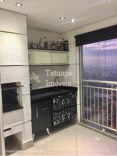 Apartamento Rua Evangelina - 98m²