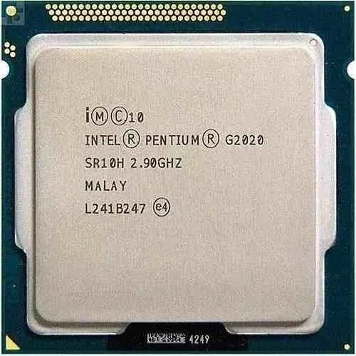 Processador Pentium Dual Core 1155 G2020 2,9ghz