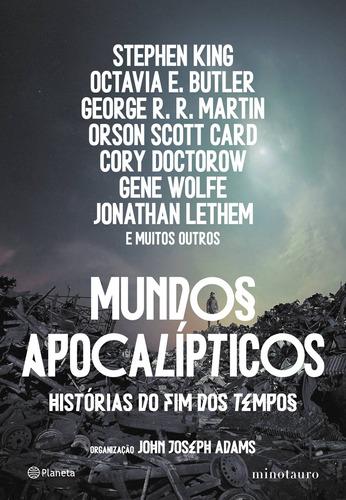 Livro - Mundos Apocalípticos Histórias Do Fim Dos Tempos -