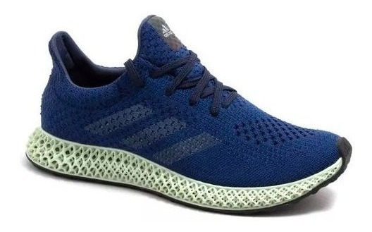 Tenis adidas Alphaedge 4d Original White 40 Futurecraft 2019