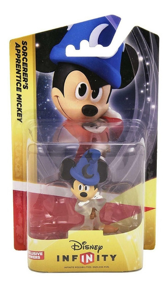Disney Infinity 1.0 Mickey Aprendiz De Feiticeiro - Cristal