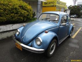 Volkswagen Escarabajo 1.3 Mt