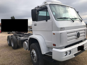 Volkswagen 26-260 6x4 No Chassis